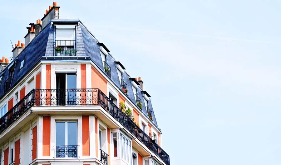 como hacer un mantenimiento o arreglo de fachada