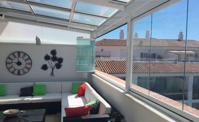 consejos para el aislamiento térmico de terrazas y balcones